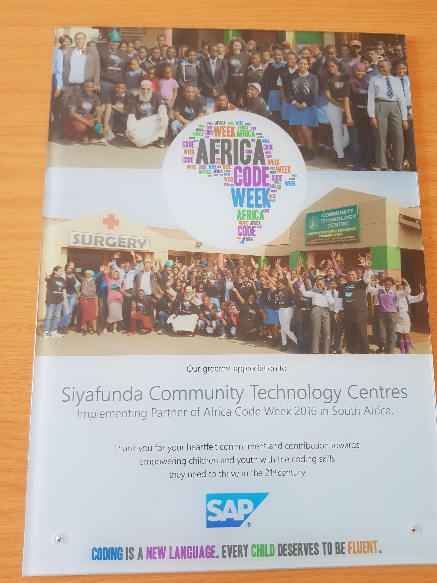 Siyafunda Community Technology Centre