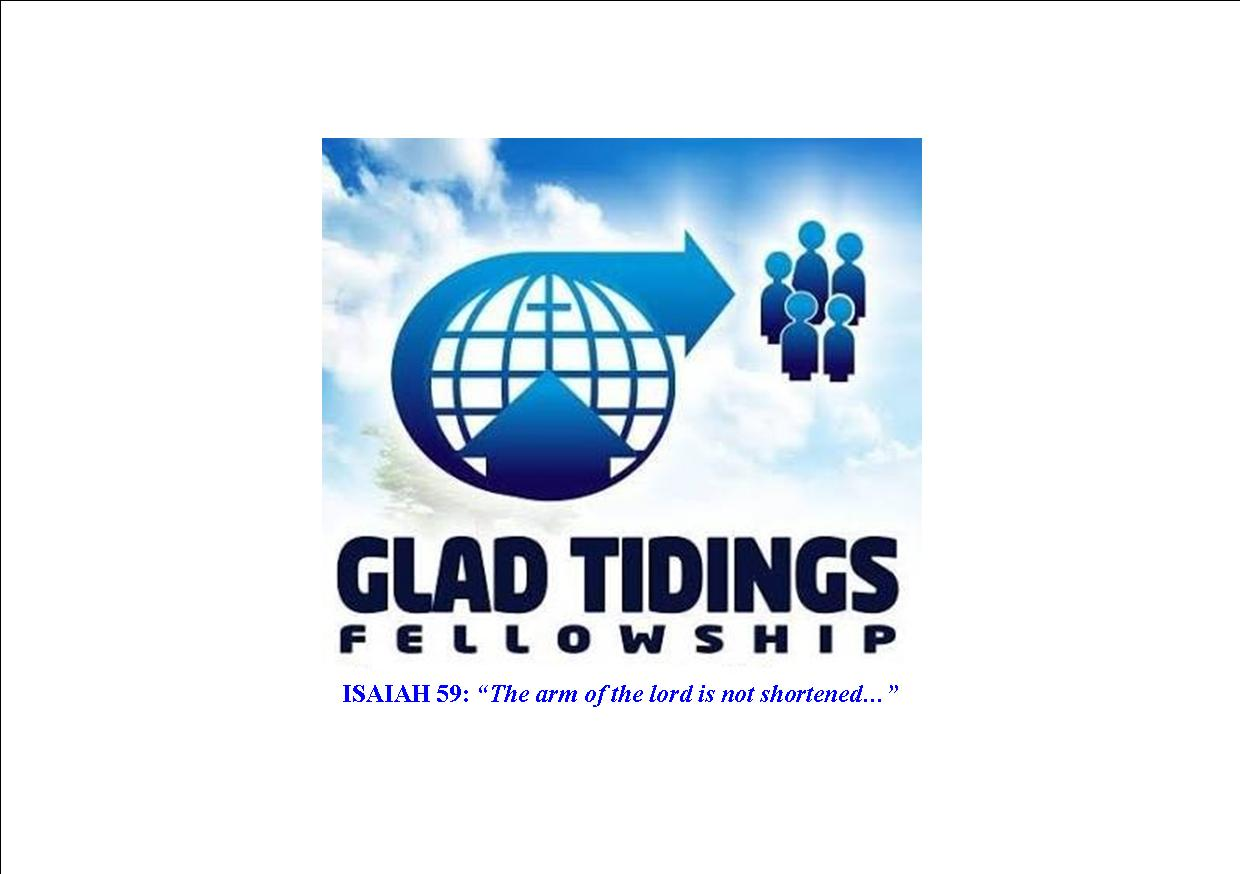 Glad Tidings Fellowship Western Cape Region NPC